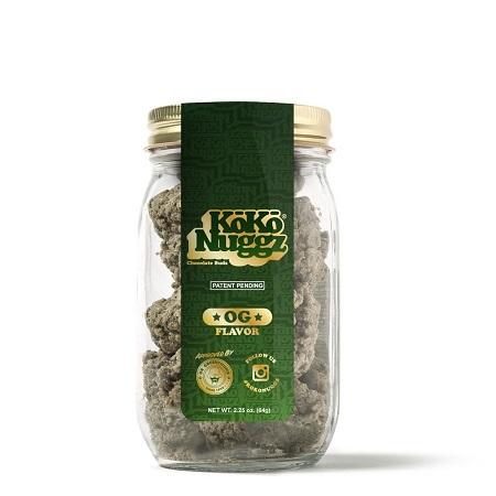 KokoNuggz O.G. Flavour Chocolate Budz
