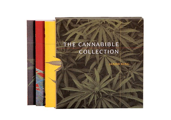 Cannabible Boxed Set :Vol 1,2,3