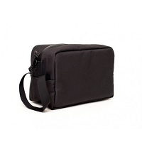 Toiletry Bag – Black by Abscent Bags
