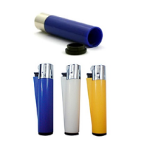 Refillable Clipper Stash Lighter