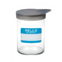 420 Soft Top Jar Write & Erase