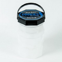Cookies Storage Jar Regular