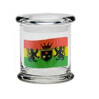420 Classic Jar Rasta Flag
