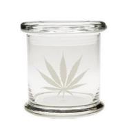 420 Classic Jar Silver Leaf
