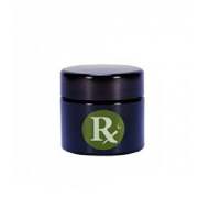 420 UV Stash Jar RX Green