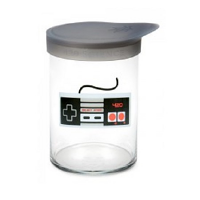 420 Soft Top Jar Retro Game Controller