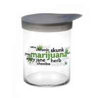 420 Soft Top Jar Word Cloud